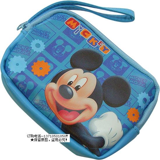 迪士尼米奇零钱包/米奇相机包/米老鼠手机